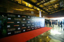 Фоторепортаж: Российская премьера кинократины «Kingsman: Секретная Служба»
