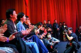 """Фоторепортаж: """"Доспехи Бога: В поисках сокровищ"""": Пресс-конференция в Пекине"""