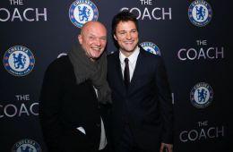 Фоторепортаж: Специальный показ экшн-драмы «Тренер» в Лондоне