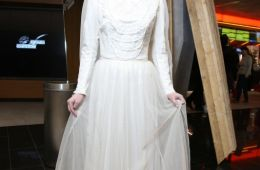 "Photo-report: ""The Bride"" scared Russian celebrities"