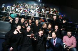 """Photo-report: In Chertanovo, the premiere of the film """"Attraction"""""""