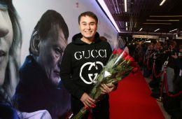 Фоторепортаж: В Москве прошла премьера фильма «Пилигрим»