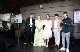 """Фоторепортаж: Фильм """"Лето"""" был представлен на мероприятии журнала HELLO!"""