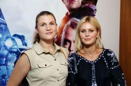 Фоторепортаж: Люк Бессон представил в Москве фильм «Валериан и город тысячи планет»