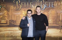 """Photo-report: Photo-report from the press events in Paris on the magic film Disney """"Beauty and the Beast"""""""