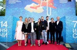 """Photo-report: Competitive screening of the criminal comedy """"Blockbuster"""""""