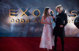 Фоторепортаж: Мировая премьера эпоса Ридли Скотта «Исход: Цари и Боги»