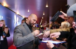 "Photo-report: Premiere and press-conference of the film ""007: SPECTRUM"" in Moscow"
