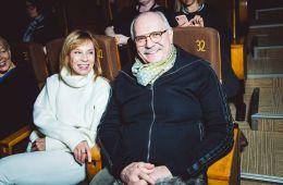 Фоторепортаж: Московская премьера фильма «Довлатов»