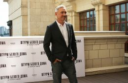 "Photo-report: Premiere of the film ""Storm of the White House"" in Moscow"