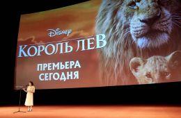 Фоторепортаж: В Москве состоялась премьера приключения Disney «Король Лев»