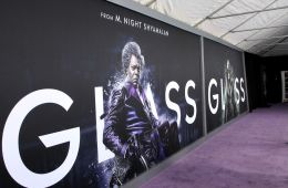 "Photo: World premiere of the comic thriller ""Glass"""