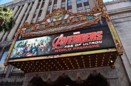 "Photo-report: World premiere of the blockbuster ""Avengers: Era of the Altron"""