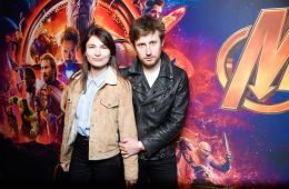 "Photo-report: In Moscow, the premiere of the blockbuster MARVEL ""Avengers: The War of Infinity"""
