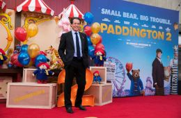 "Photo-report: Hugh Grant and Ben Wishaw presented in London a comedy ""The Adventures of Paddington 2"""
