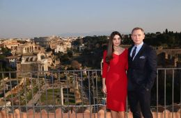 "Photo-report: The photocall of the main actors in the film ""007: SPECTRUM"""