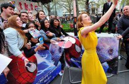 Фоторепортаж: Мировая премьера фильма «Новый Человек-паук: Высокое напряжение» в Лондоне