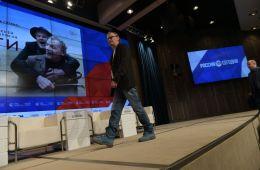 Фоторепортаж: Пресс-конференция фильма «Ван Гоги»