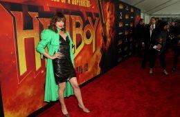 Фоторепортаж: «Хеллбой» - премьера в Нью-Йорке