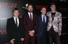 "Photo: Premiere action-thriller ""Hunter Killer"""