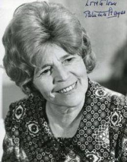 Патриция Хэйес