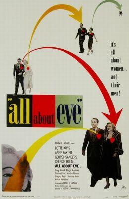 """Постер к фильму """"Все о Еве"""" /All About Eve/ (1950)"""