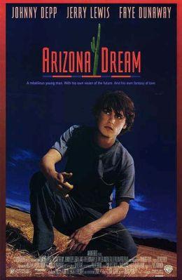 """Постер к фильму """"Аризонская мечта"""" /Arizona Dream/ (1993)"""