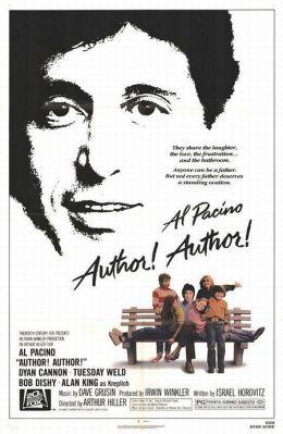 """Постер к фильму """"Автора! Автора!"""" /Author! Author!/ (1982)"""