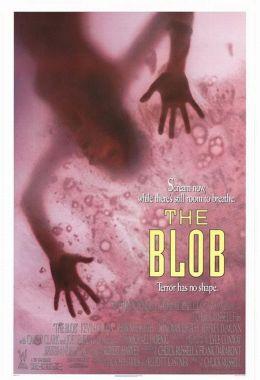 """Постер к фильму """"Капля"""" /The Blob/ (1988)"""