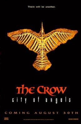 """Постер к фильму """"Ворон: город ангелов"""" /The Crow: City of Angels/ (1996)"""