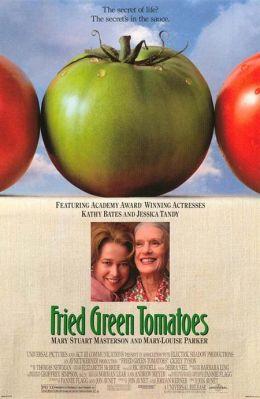 """Постер к фильму """"Жареные зеленые помидоры"""" /Fried Green Tomatoes/ (1991)"""