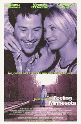 """Постер к фильму """"Чувствуя Миннесоту"""" /Feeling Minnesota/ (1996)"""