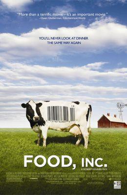 """Постер к фильму """"Корпорация """"Еда"""""""" /Food, Inc./ (2009)"""