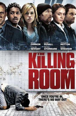 "Постер к фильму ""Комната смерти"" /The Killing Room/ (2009)"