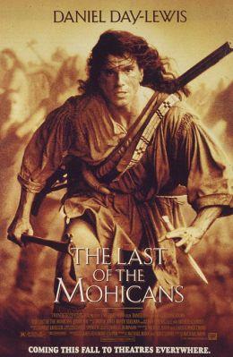 """Постер к фильму """"Последний из могикан"""" /The Last of the Mohicans/ (1992)"""