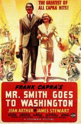"""Постер к фильму """"Мистер Смит едет в Вашингтон"""" /Mr. Smith Goes to Washington/ (1939)"""