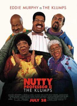 """Постер к фильму """"Чокнутый профессор 2: Клампы"""" /Nutty Professor II: The Klumps/ (2000)"""