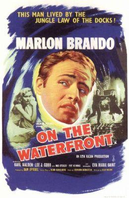 "Постер к фильму ""В порту"" /On the Waterfront/ (1954)"