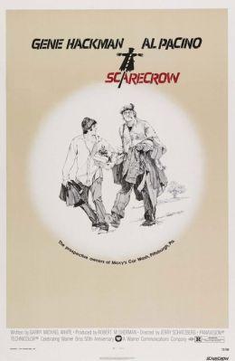 """Постер к фильму """"Пугало"""" /Scarecrow/ (1973)"""