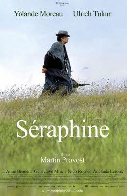 """Постер к фильму """"Серафина из Санлиса"""" /Seraphine/ (2008)"""