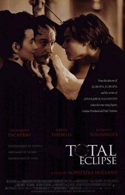 """Постер к фильму """"Полное затмение"""" /Total Eclipse/ (1995)"""
