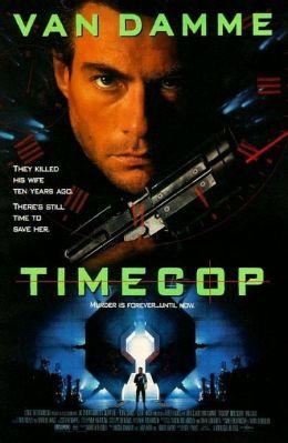 """Постер к фильму """"Патруль времени"""" /Timecop/ (1994)"""