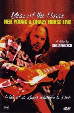 """Постер к фильму """"Год лошади"""" /Year of the Horse/ (1997)"""
