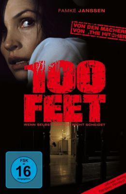 """Постер к фильму """"100 футов"""" /100 Feet/ (2008)"""