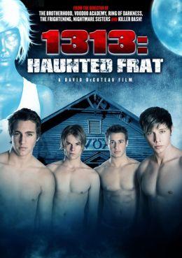 """Постер к фильму """"1313: Преследуемое братство"""" /1313: Haunted Frat/ (2011)"""