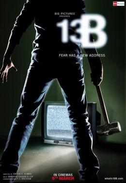 """Постер к фильму """"13Б: У страха новый адрес"""" /13B: Fear Has a New Address/ (2009)"""