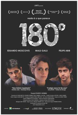 """Постер к фильму """"180 градусов"""" /180 Graus/ (2011)"""