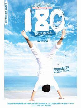 """Постер к фильму """"180"""" /180/ (2011)"""