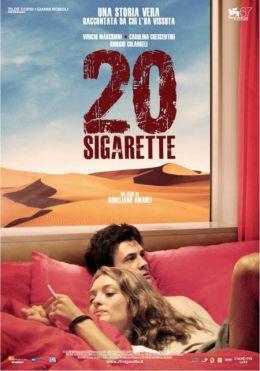 """Постер к фильму """"Двадцать сигарет"""" /20 sigarette/ (2010)"""