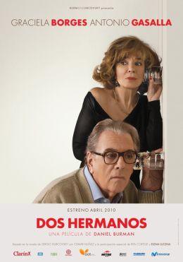 "Постер к фильму ""Два брата"" /Dos hermanos/ (2010)"